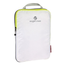 Eagle Creek Pack-It Specter Compression Cube M, white/strobe